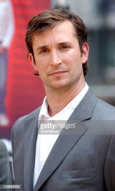 Noah Wyle during Cover the Uninsured Week 2004 at The Harlem Hospital in New York City New York United States