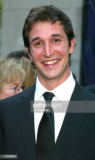 Noah Wyle during NBC 75th Anniversary at Rockefeller Plaza in New York City, New York, United States.