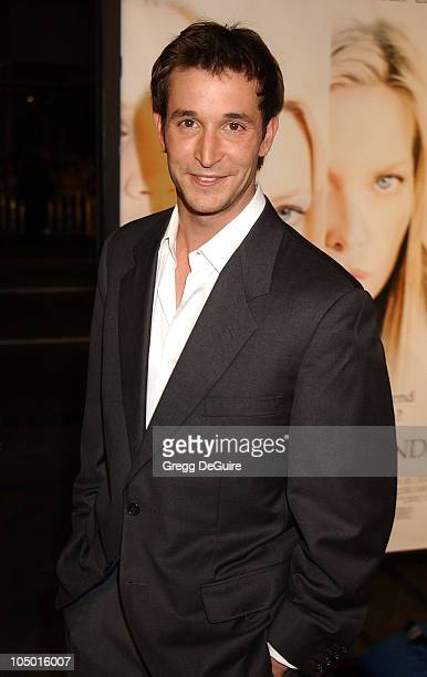 """Noah Wyle during """"White Oleander"""" Premiere - Los Angeles at Grauman's Chinese Theatre in Hollywood, California, United States."""