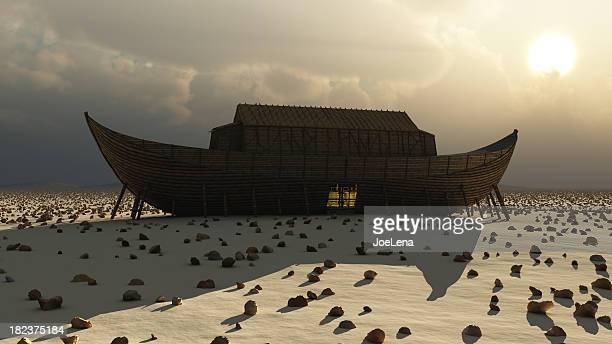 """noah s ark"""" - christentum stock-fotos und bilder"""