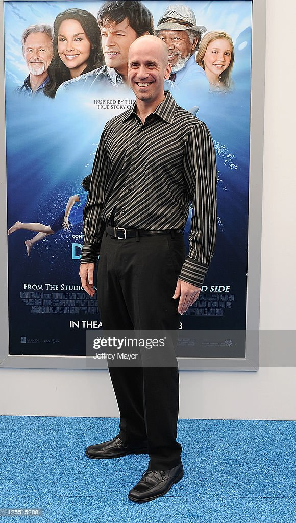 Noam Dromi attends the 'Dolphin Tale' Los Angeles Premiere at Mann Village Theatre on September 17, 2011 in Westwood, California.