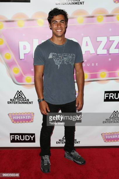 Noam Sigler attends the premiere of 'Piperazzi' and Matt Dugan's 'Big Big Big Big Birthday Bash' at The Federal Bar on July 13 2018 in North...