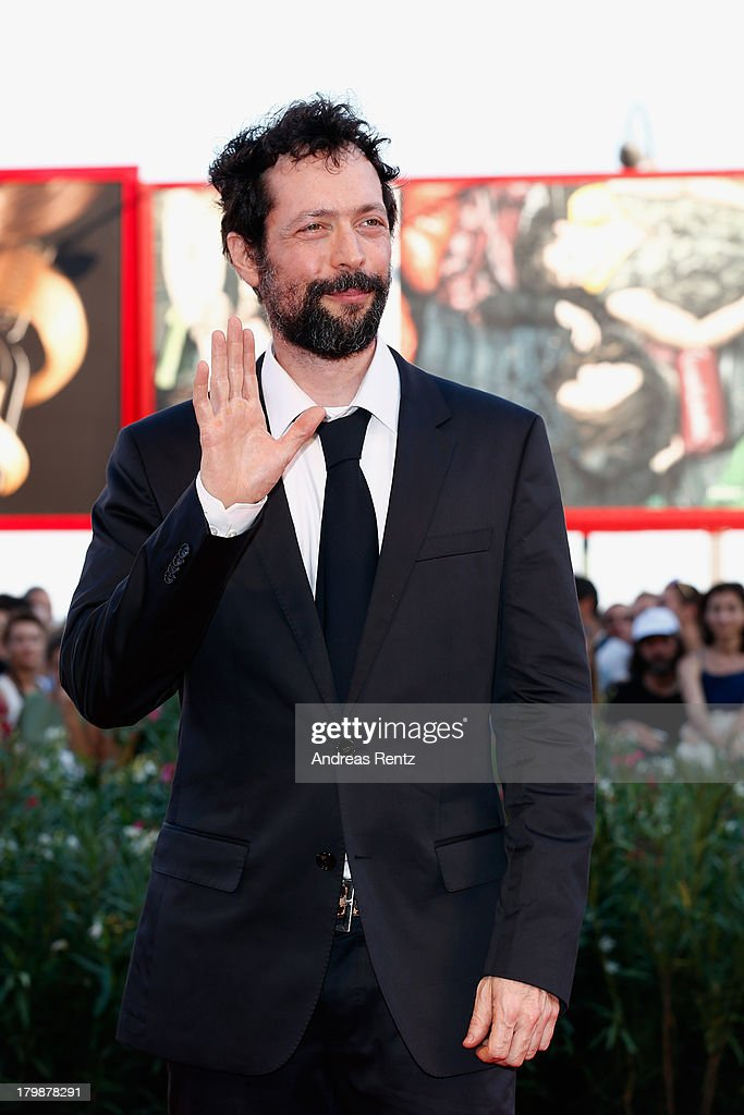 Noaz Deshe attends the Closing Ceremony during the 70th Venice International Film Festival at the Palazzo del Cinema on September 7, 2013 in Venice, Italy.