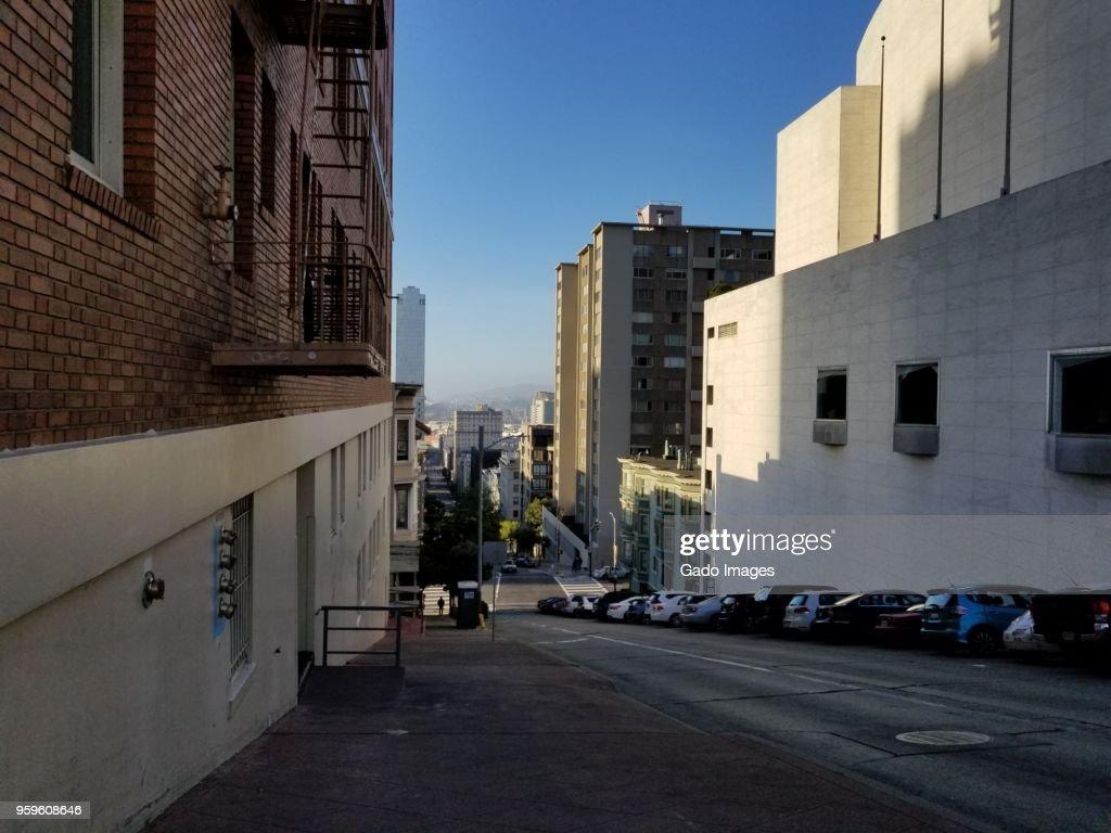 Nob Hill : Stock-Foto