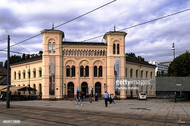 Nobel Peace Centre in Oslo, Norway