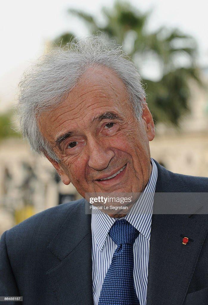 Gala Dinner Honouring Nobel Prize for Peace Elie Wiesel in Monaco