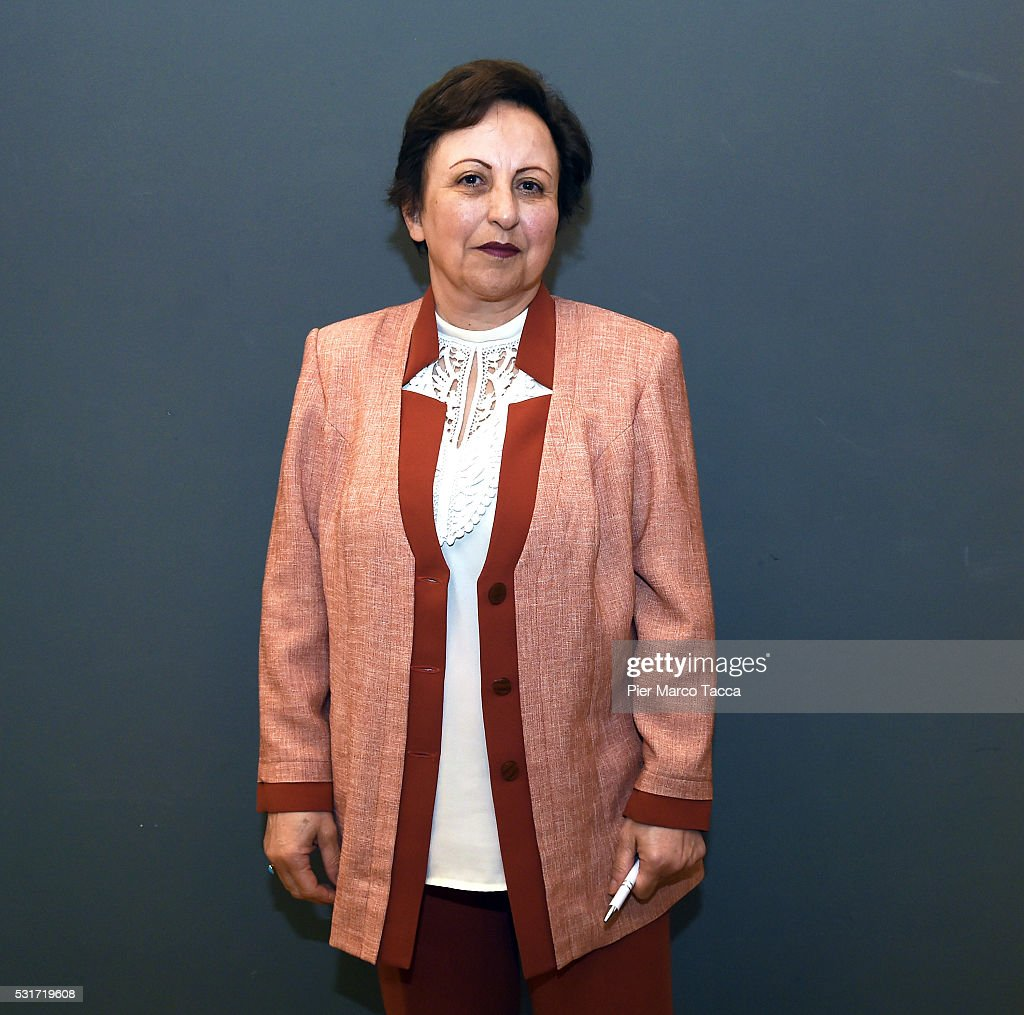 Nobel Prize Winner Shirin Ebadi Presents 'Until We Are Free: My Fight for Human Rights in Iran'