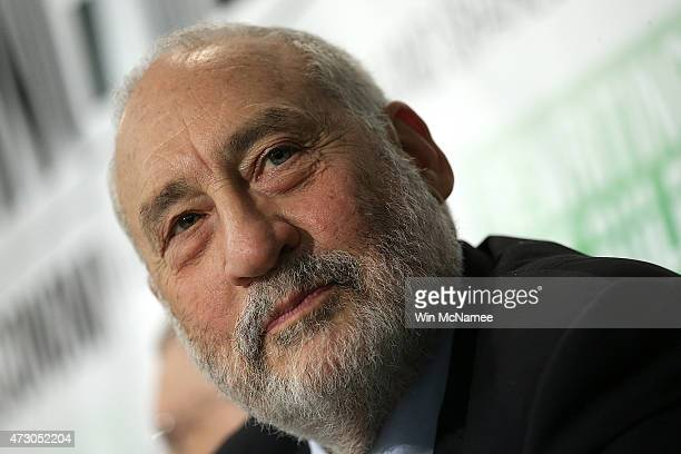 Nobelprize winning economist Joseph Stiglitz speaks about the release of a new report he authored that was published by the Roosevelt Institute May...