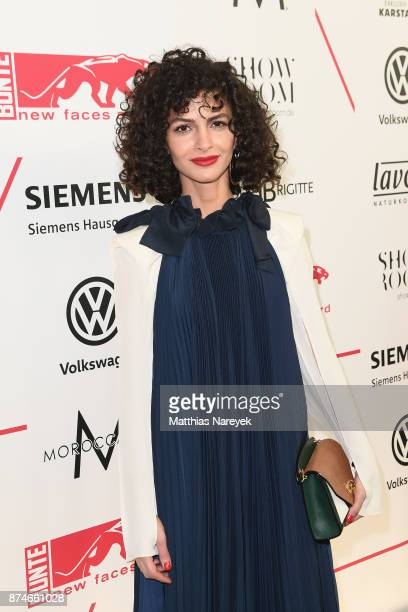 Nobieh Talaei attends the New Faces Award Style 2017 at The Grand on November 15 2017 in Berlin Germany