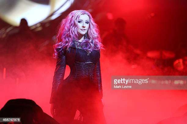 Christina Aguilera Stock Photos And Pictures Getty Images
