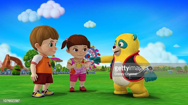 OSO 'Nobody Plays 'It' Better' Special Agent Oso teaches Alexander and Elena how to play tag This episode of Playhouse Disney's 'Special Agent Oso'...