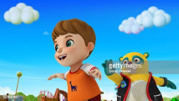 OSO Nobody Plays 'It' Better Special Agent Oso teaches Alexander and Elena how to play tag This episode of Playhouse Disney's Special Agent Oso airs...