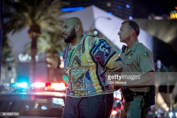 G 'Nobody Talks' Episode 102 Pictured Dominic Santana as Suge Knight