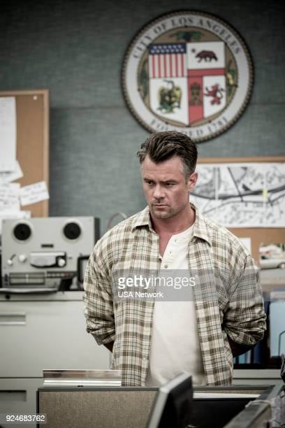 G 'Nobody Talks' Episode 102 Pictured Josh Duhamel as Detective Greg Kading