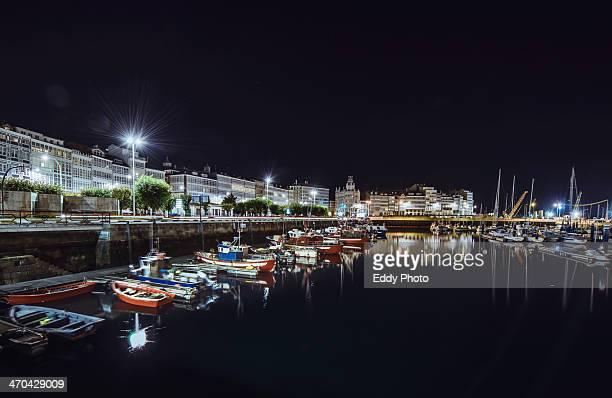 Noche Coruñesa