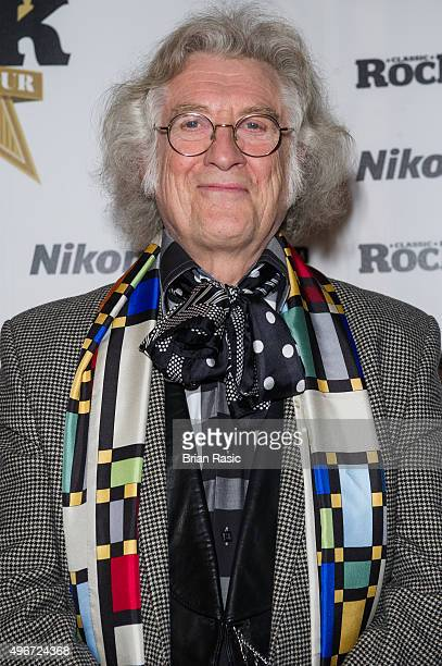 Noddy Holder attends the Classic Rock Roll of Honour at The Roundhouse on November 11 2015 in London England
