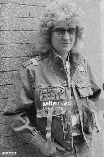 Noddy Holder of Slade portrait London United Kingdom 1984