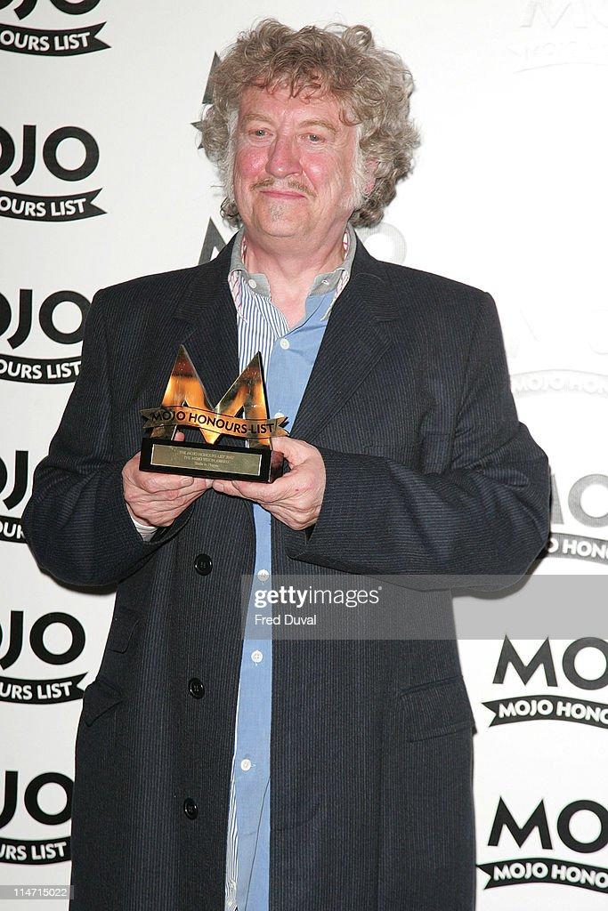 Noddy Holder of Slade, winner of MOJO Vision award