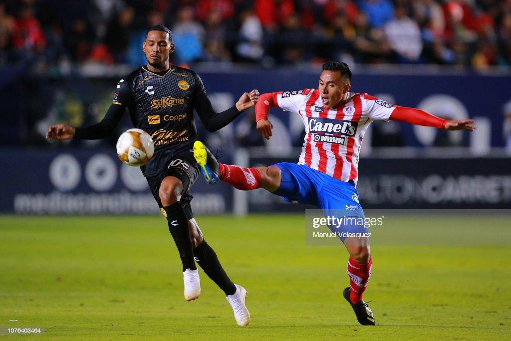 Atletico San Luis v Dorados de Sinaloa - Final Ascenso MX Apertura 2018 : Fotografía de noticias