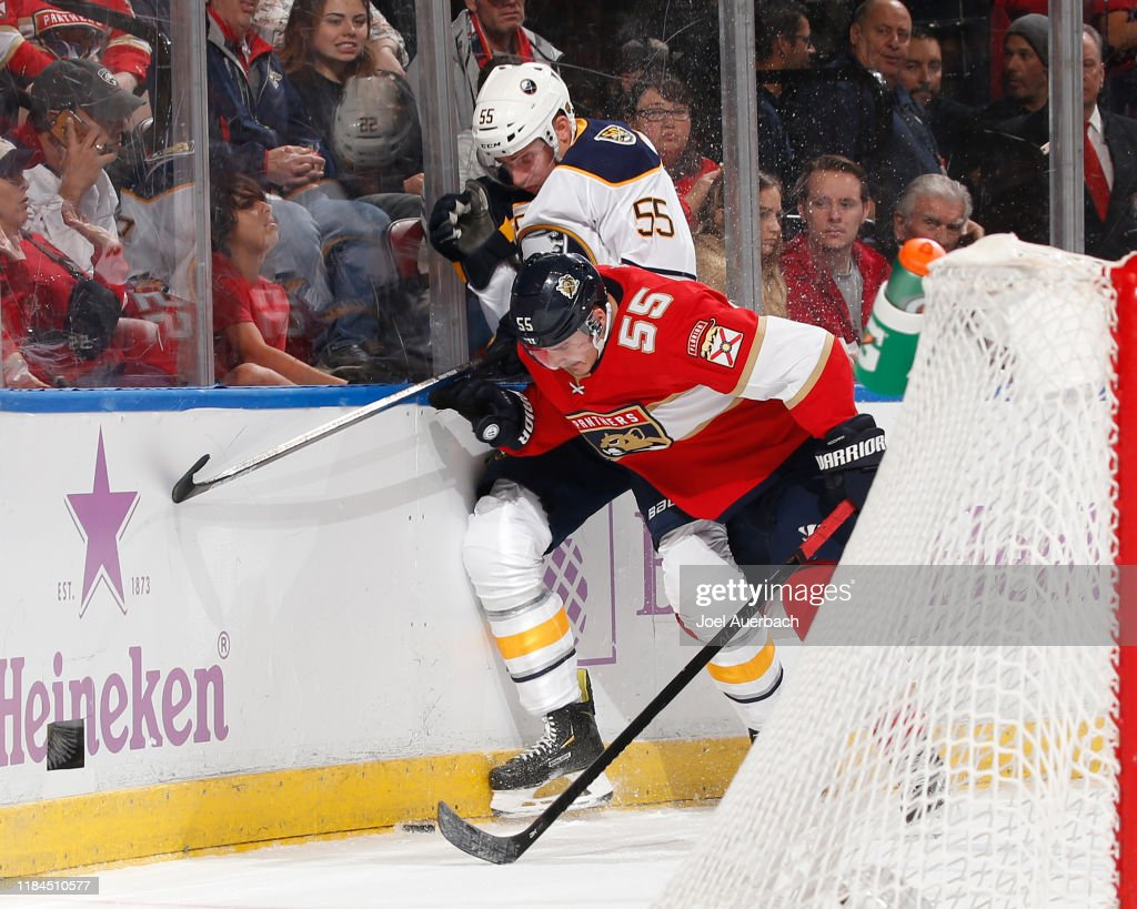 Buffalo Sabres v Florida Panthers : News Photo