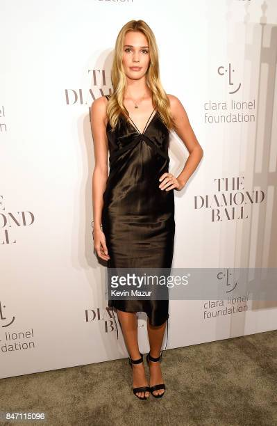 Noel Berry attends Rihanna's 3rd Annual Diamond Ball Benefitting The Clara Lionel Foundation at Cipriani Wall Street on September 14 2017 in New York...