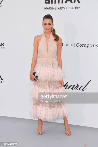 Noel Capri Berry attends the amfAR Cannes Gala 2019 at Hotel du CapEdenRoc on May 23 2019 in Cap d'Antibes France