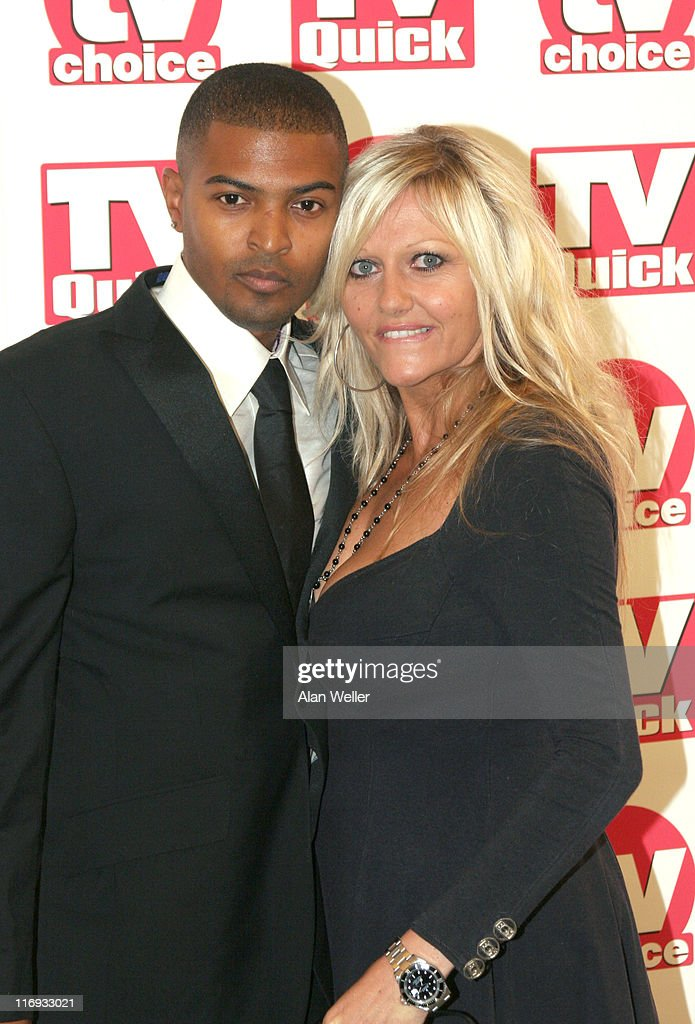 TV Quick Awards & TV Choice Awards - Inside Arrivals : News Photo