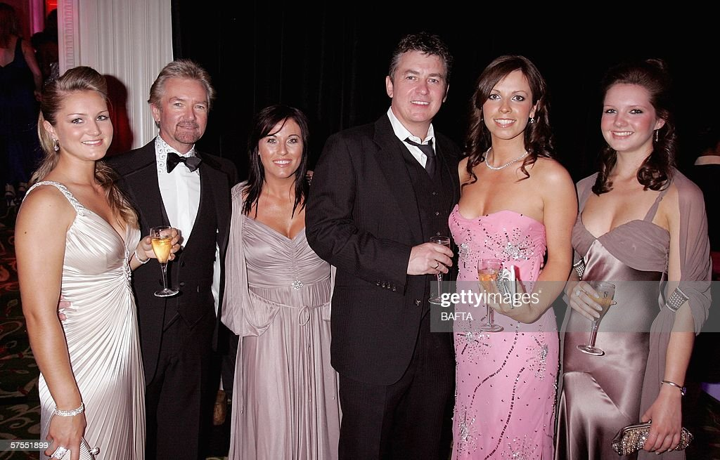 Reception At The British Academy Television Awards 2006 : News Photo
