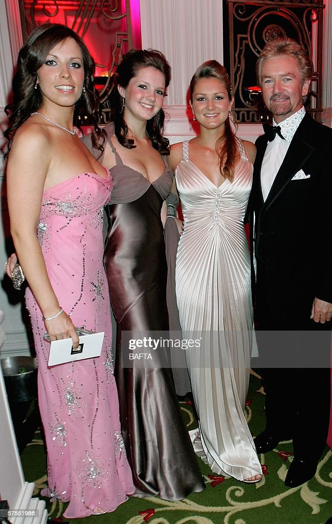 Reception At The British Academy Television Awards 2006 : News Photo