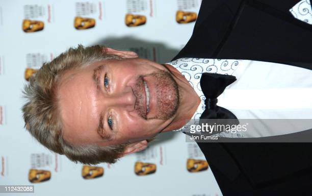 Noel Edmonds during The 2006 British Academy Television Awards Arrivals at Grosvenor House in London Great Britain