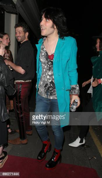 Noel Fielding attends ALEXACHUNG afterparty at The Aviary Bar on May 30 2017 in London England