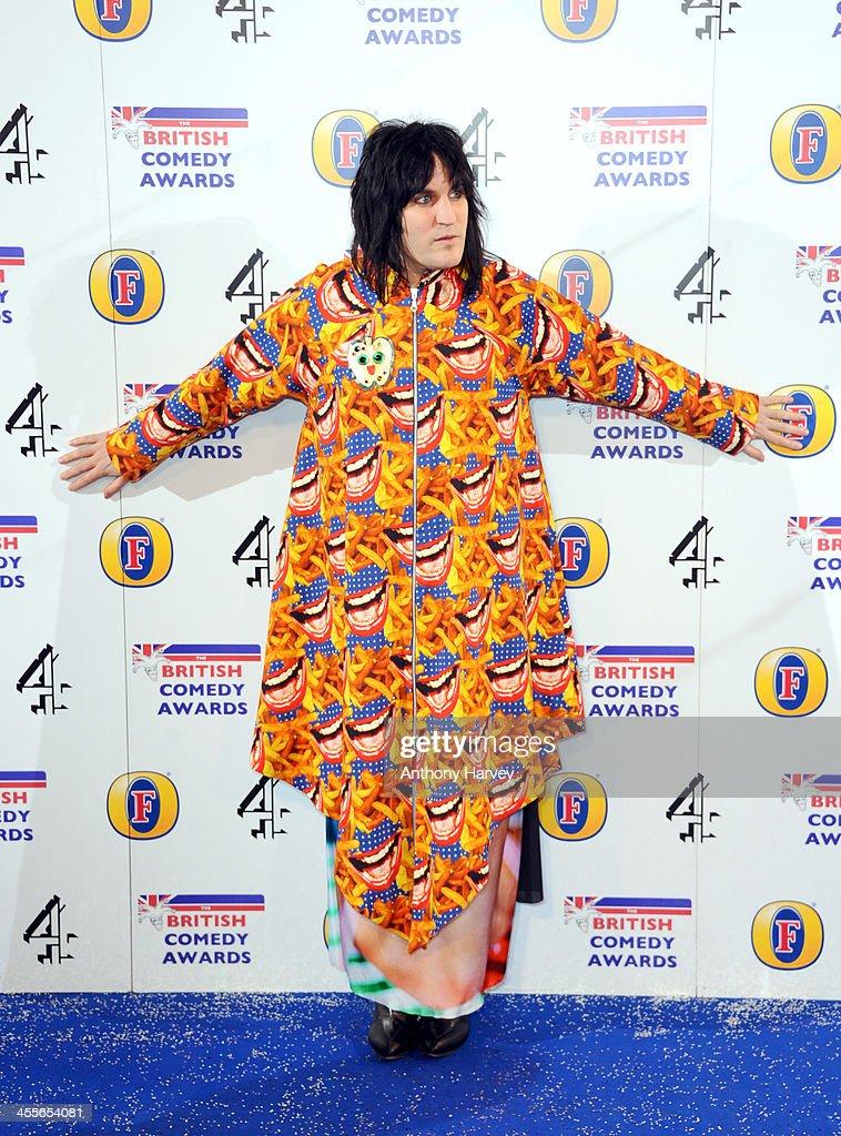British Comedy Awards - Red Carpet Arrivals : News Photo