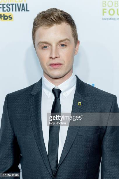Noel Fisher attends the 11th Annual Stand Up for Heroes at The Theater at Madison Square Garden on November 7 2017 in New York City
