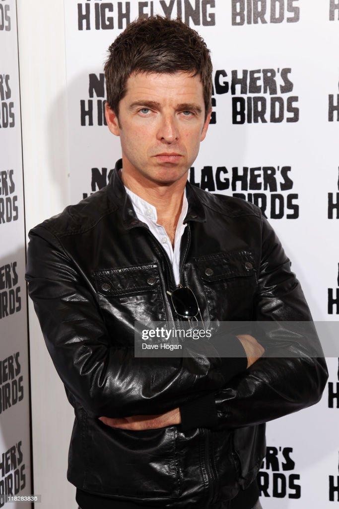 In Profile: Noel Gallagher