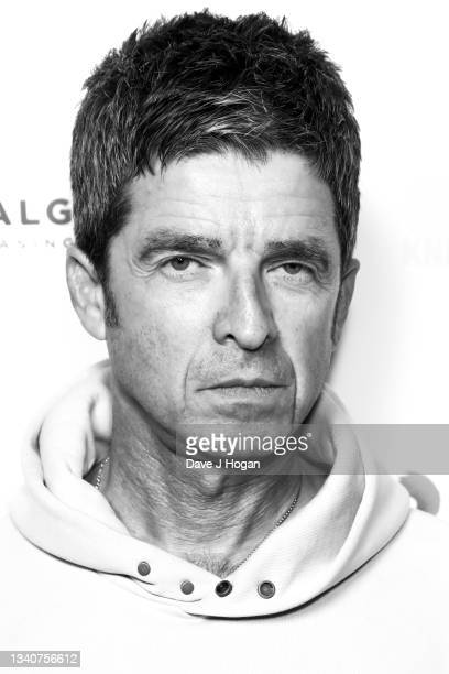 """Noel Gallagher attends """"Oasis Knebworth 1996"""" World Premiere at Picturehouse Central on September 16, 2021 in London, England."""