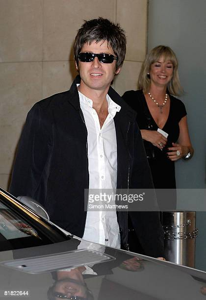 Noel Gallagher attends the O2 Silver Clef Lunch at the Park Lane Hilton on July 4, 2008 in London, England.