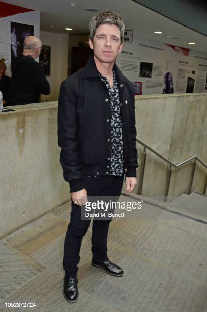 Noel Gallagher attends the Q Awards 2018 at The Roundhouse on October 17 2018 in London England