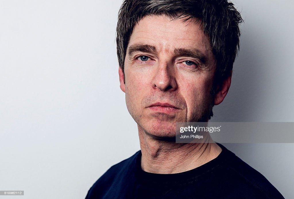Noel Gallagher & Matt Morgan - Portraits