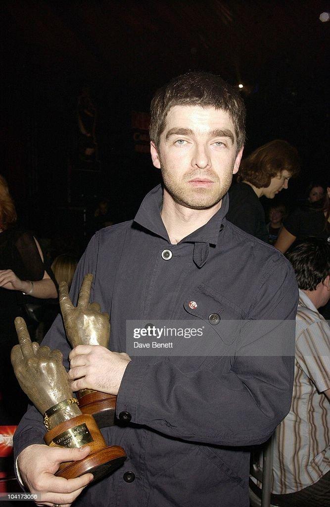 Noel Gallagher, Nme Carling Awards 2003, At Po Na Na, Hammersmith, London