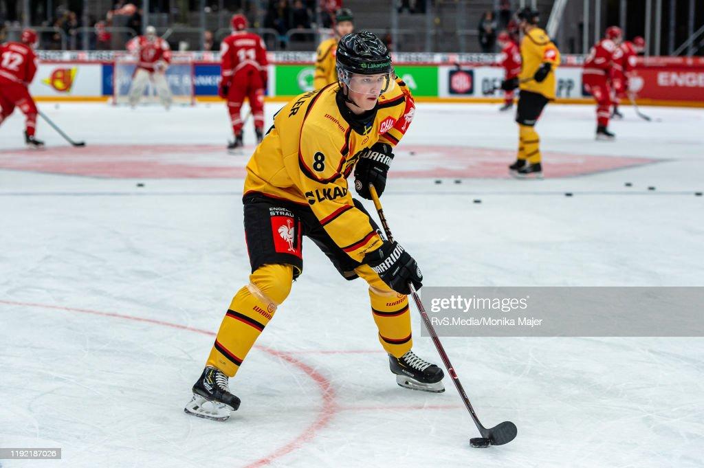 Lausanne HC v Lulea HF - Champions Hockey League : News Photo