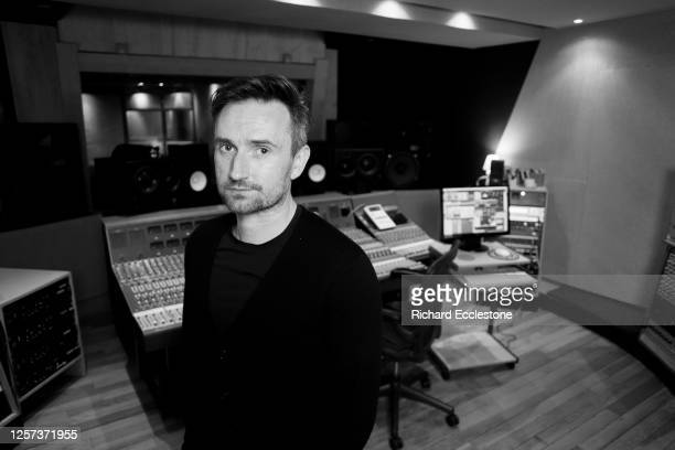 Noel Hogan Irish musician and record producer in a recording studio United Kingdom 2012 He is best known as the lead guitarist and cosongwriter of...