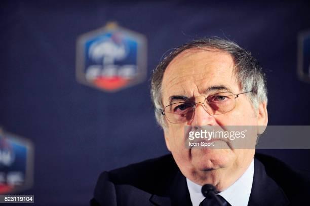 Noel LE GRAET Election du president de la Federation Francaise de Football Hotel le Meridien Paris