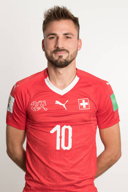 PRY: Switzerland Portraits - FIFA Beach Soccer World Cup Paraguay 2019