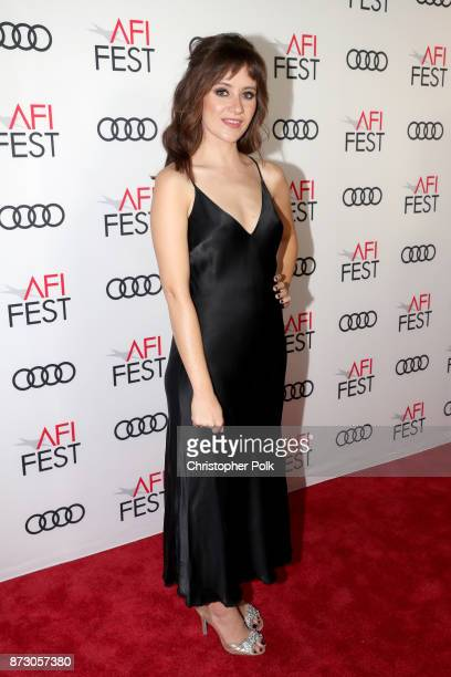 Noel Wells attends the screening of Mr Roosevelt at AFI FEST 2017 Presented By Audi at TCL Chinese 6 Theatres on November 11 2017 in Hollywood...
