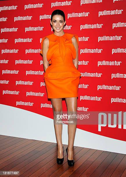 Noelia Lopez attends the launch of 'Viajes Ocio Placer' Pullmantur's Magazine at Oui on March 31 2011 in Madrid Spain