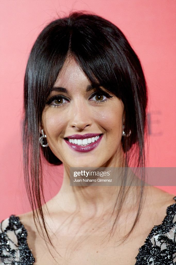 Noelia Lopez attends the 'Mujer de Hoy' awards 2013 at the Hotel Palace on December 17, 2013 in Madrid, Spain.