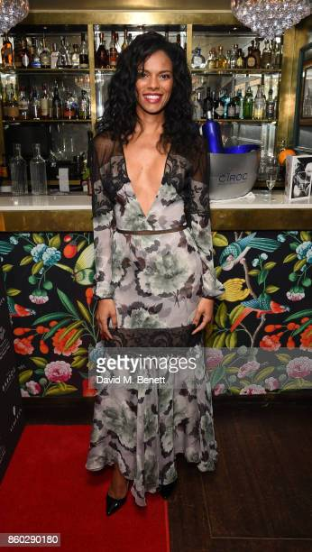 Noella Cousaris attends the The BARDOU Foundation's International Day Of The Girl Gala in support of The Princes Trust at Albert's Club on October...