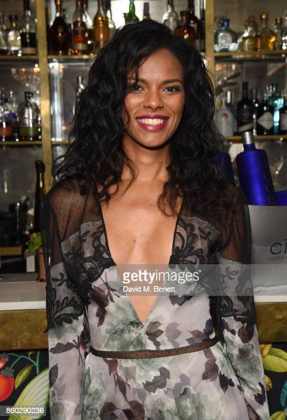 Noella Cousaris attends the The BARDOU Foundation's International Day Of The Girl Gala in support of The Princes Trust at Albert's Club on October 11...