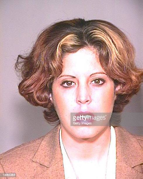 Noelle Bush daughter of Florida Governor Jeb Bush is shown in this undated mug shot Bush was found in contempt of court October 17 2002 for an...