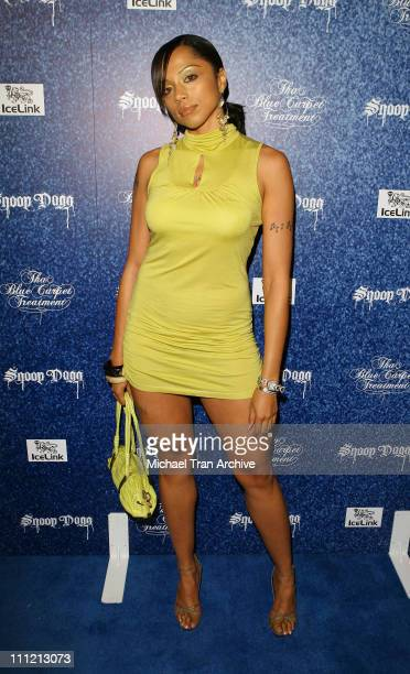 Noelle during Tha Blue Carpet Treatment Album Release Party Arrivals at Area in West Hollywood California. ""